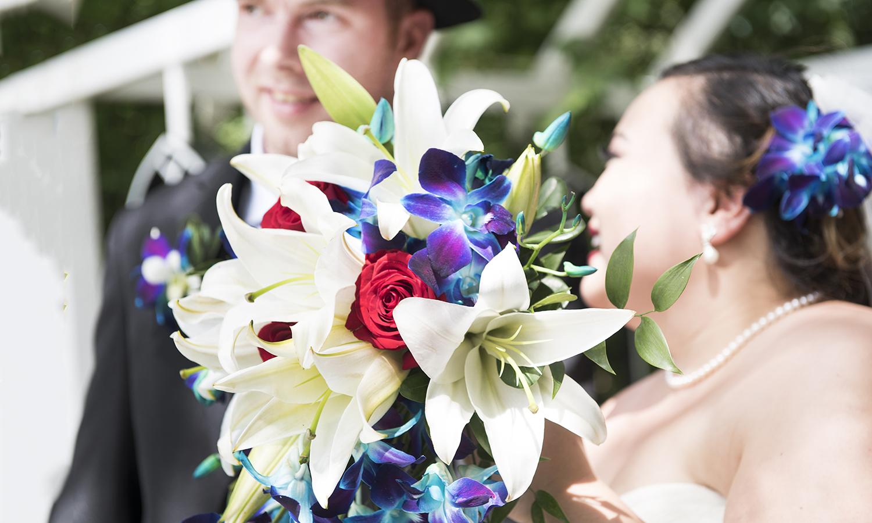 Stephanie + Brandon's Wedding, Vancouver
